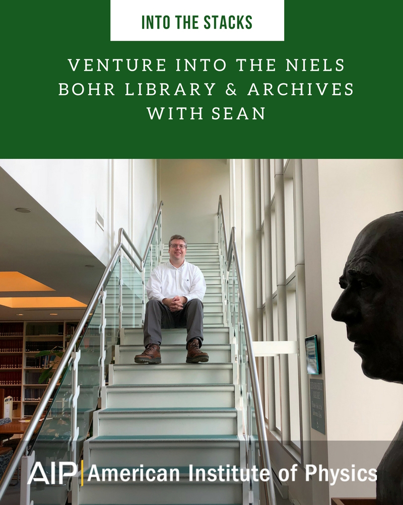 Into the Stacks - Sean