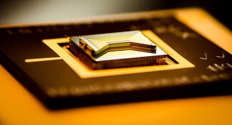 Ion trap for quantum computer