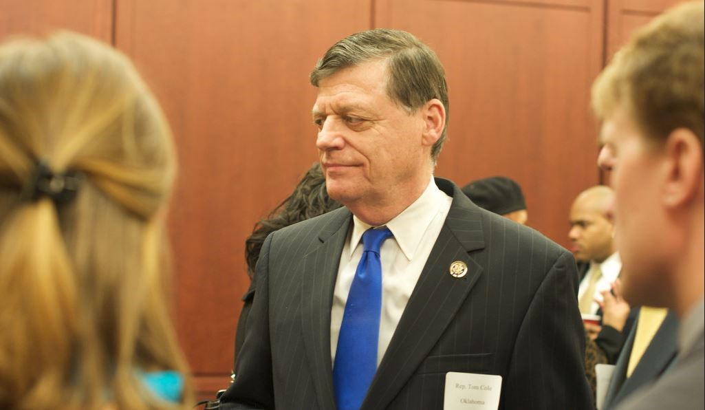 Rep. Tom Cole (R-OK)