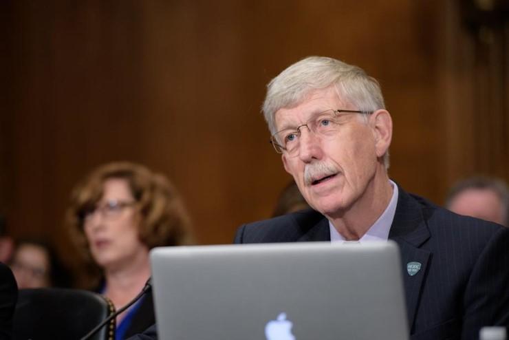 NIH Director Francis Collins