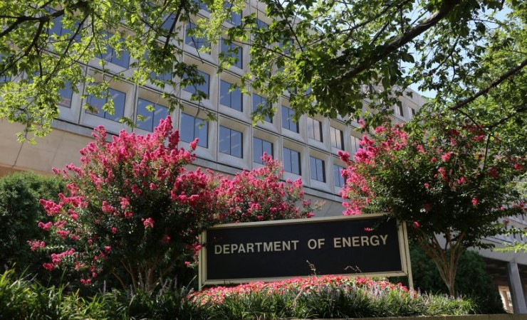 The Department of Energy headquarters in Washington, D.C.