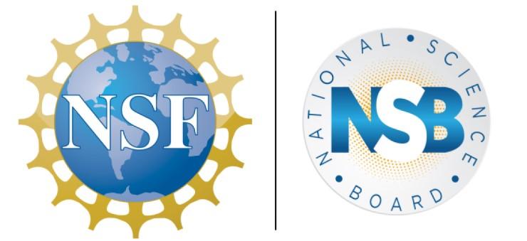 The NSF and NSB logos