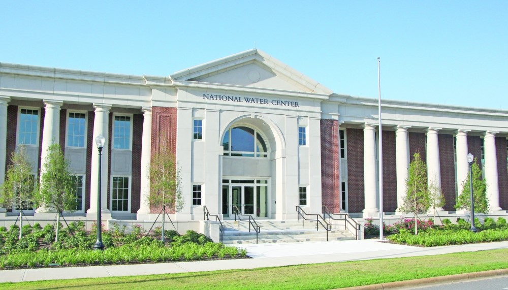 National Water Center in Tuscaloosa, Alabama