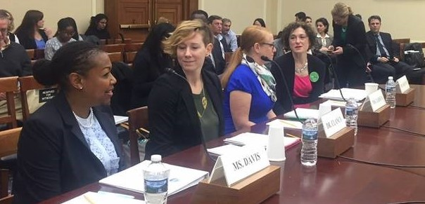 House Science Committee panel discusses issue of sexual harassment in the sciences