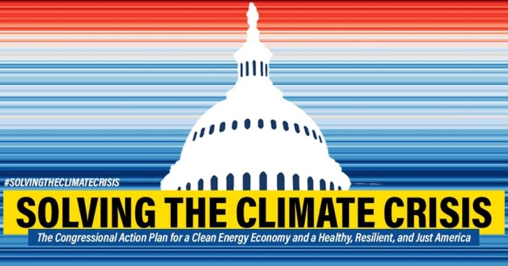 House Climate Crisis Committee logo