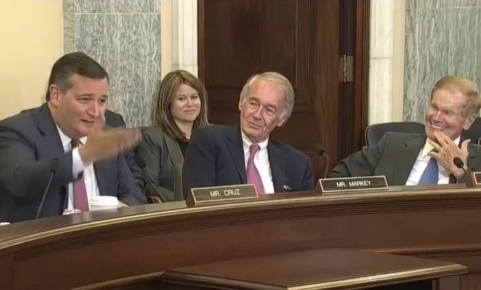 Sen. Ted Cruz chairing hearing on NASA's search for life