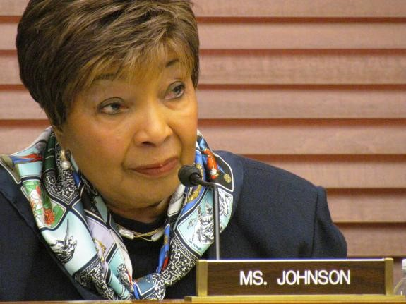 House Science Committee Ranking Member Eddie Bernice Johnson (D-TX)