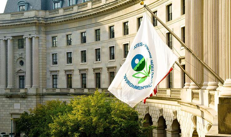 The EPA headquarters