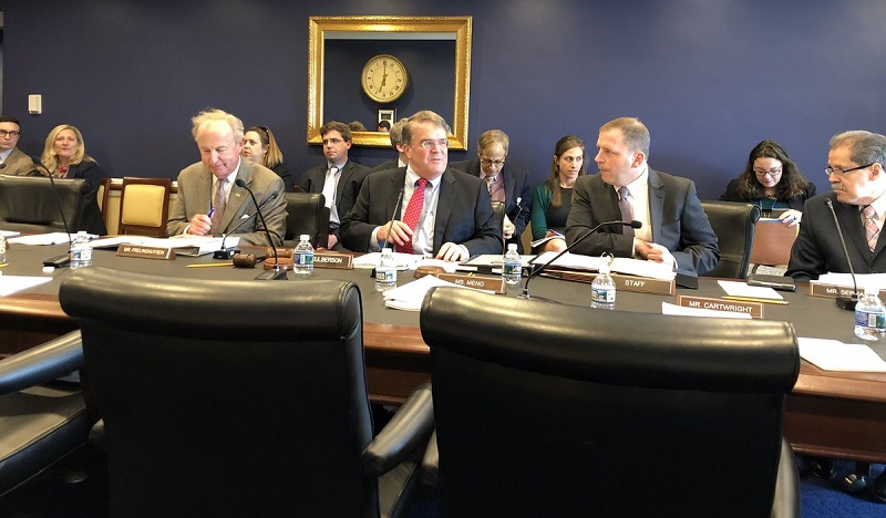 House CJS Appropriations Subcommittee Markup