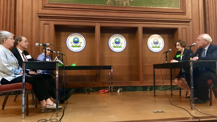 EPA  Hearing on Proposed Open Science Rule