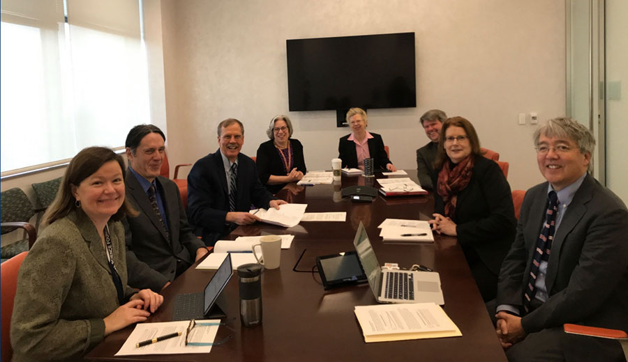 NSF Facilities Governance Board First Meeting