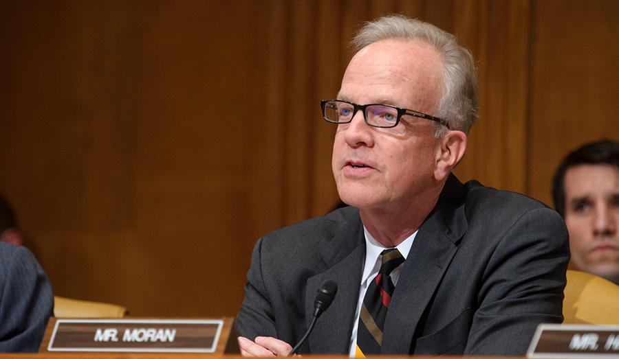 Sen. Jerry Moran (R-KS)