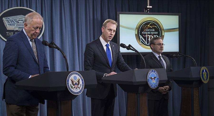 Nuclear Posture Review press briefing