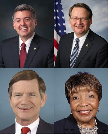 Key figures in the efforts to update the COMPETES Act in the 114th Congress