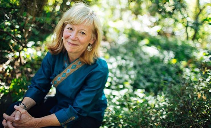 photo of Geraldine Richmond