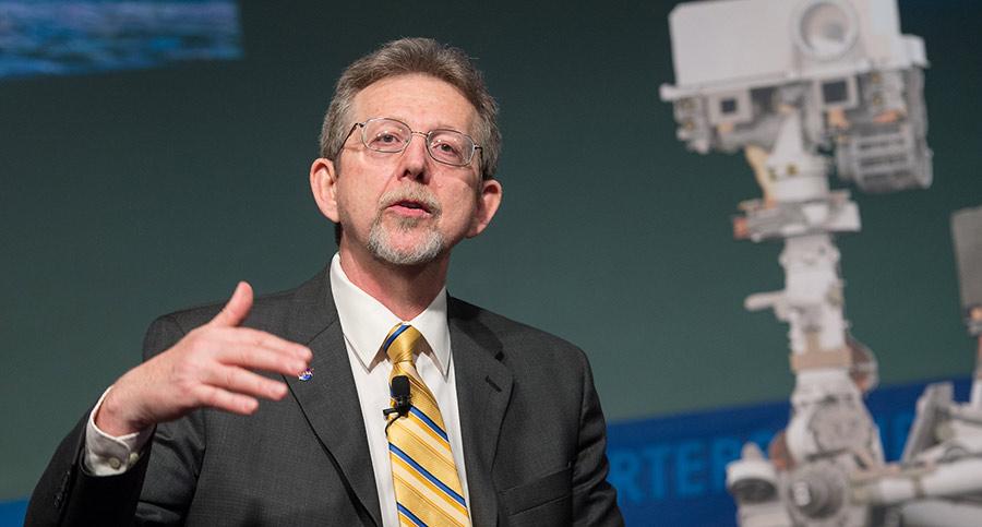 NASA Chief Scientist Jim Green