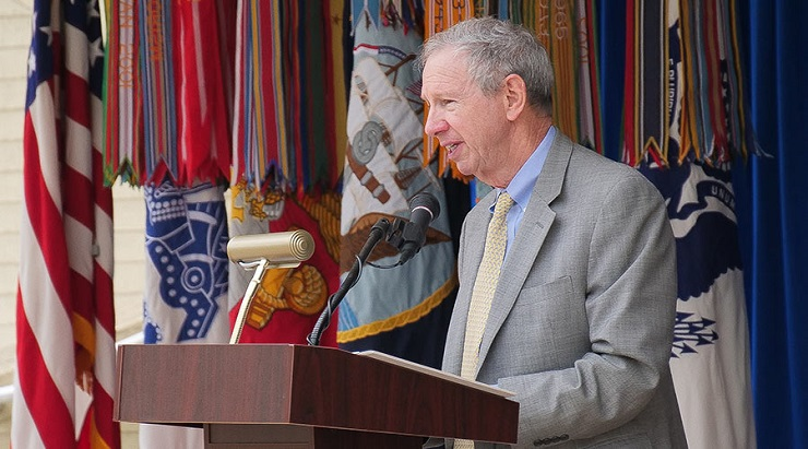 Under Secretary of Defense for Research and Engineering Mike Griffin