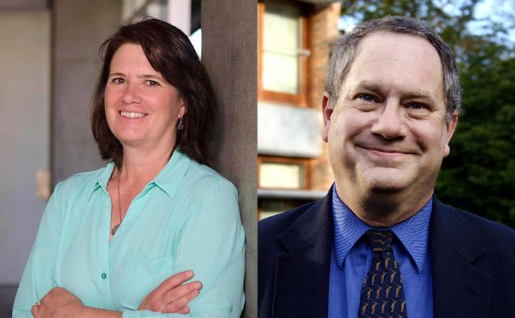 Fiona Harrison and Robert Kennicutt