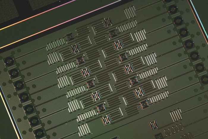IBM quantum computing processor