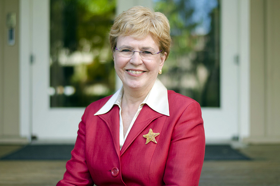 Oregon State University Jane Lubchenco