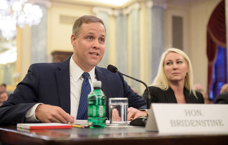 Rep. Jim Bridenstine (R-OK)