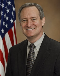 "Sen. Mike Crapo (R-ID) is a sponsor of both the ""Nuclear Energy Innovation and Modernization Act"" and the ""Nuclear Energy Innovation Capabilities Act."""