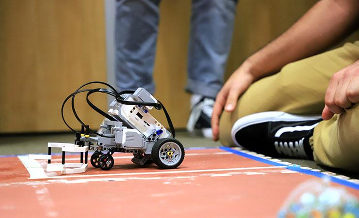NASA Rover Model