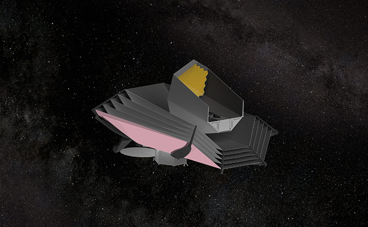 The Origins Space Telescope is one of four space telescope mission concept studies being prepared for the Astro2020 decadal survey.