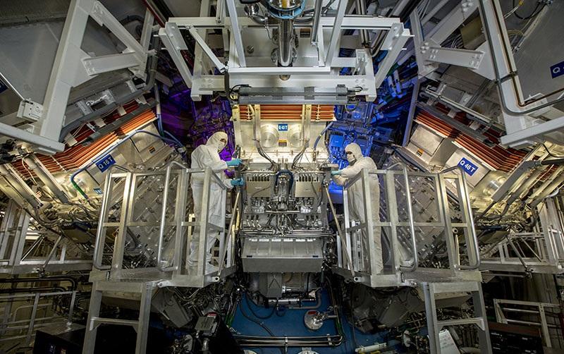 National Ignition Facility Optics Technicians