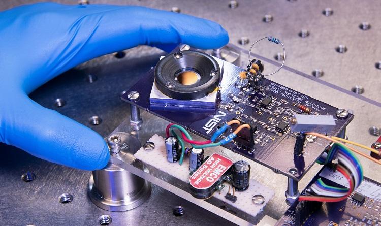 NIST laser power sensor