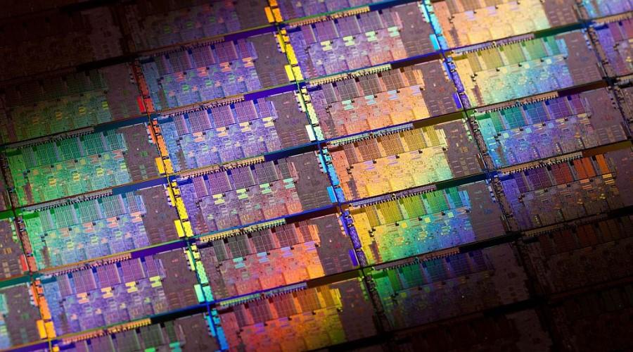 A processor chip