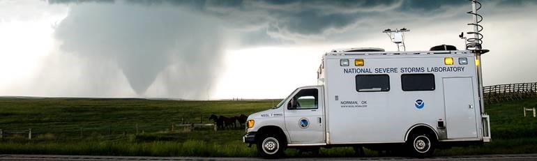 NOAA-led field study of tornados
