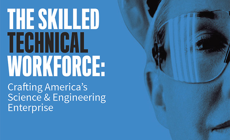 Skilled Technical Workforce Cover
