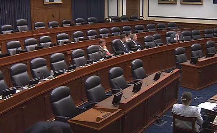 Aside from Subcommittee Chairman Rep. Mike Rogers (R-AL) and Ranking Member Rep. Jim Cooper (D-TN), only one other subcommittee member, Rep. John Garamendi (D-CA), asked questions.