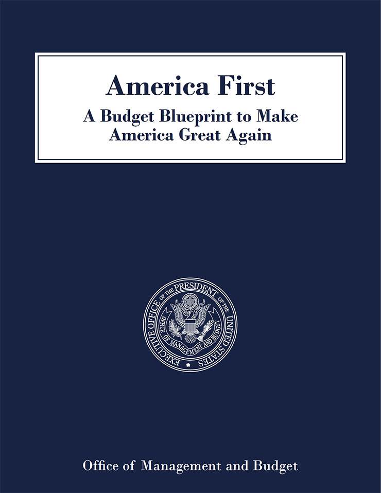 America First: A Budget Blueprint to Make America Great Again