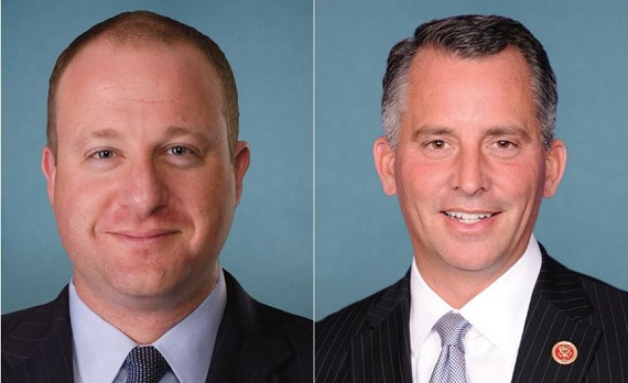 Reps. Jared Polis (D-CO) & David Jolly (R-FL)