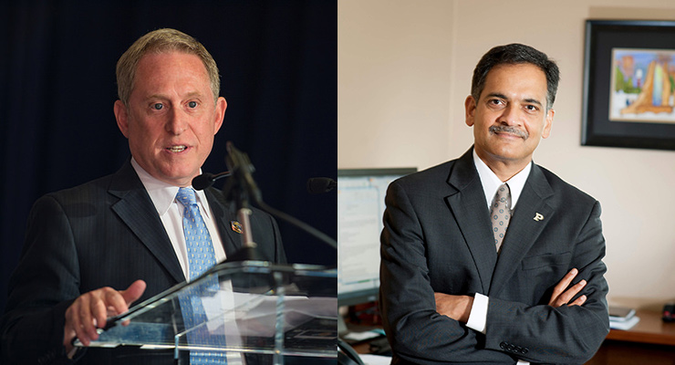 Alan Stern and Suresh Garimella