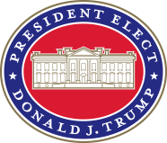 Official Trump Transition Logo