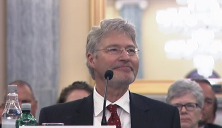 NIST Director Walter Copan
