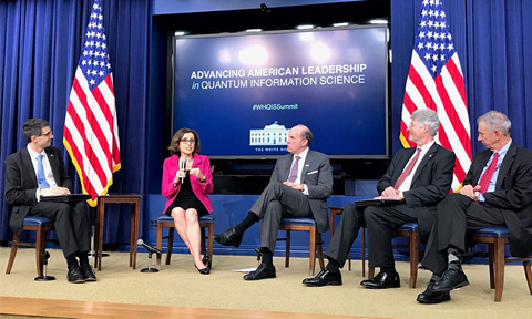 US Quantum R&D Strategy Unfolding Across the Government