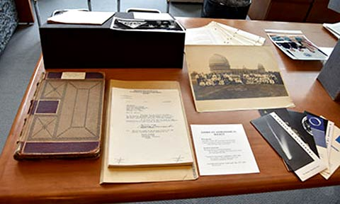 Treasures from the Niels Bohr Library & Archives