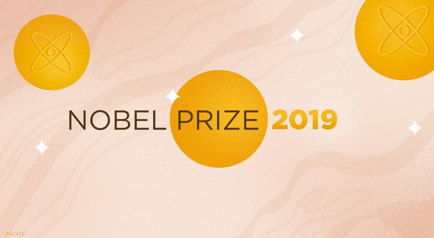 AIP congratulates James Peebles, Michel Mayor and Didier Queloz for the Nobel Prize in physics and John B. Goodenough, M. Stanley Whittingham and Akira Yoshino for the Nobel Prize in chemistry.
