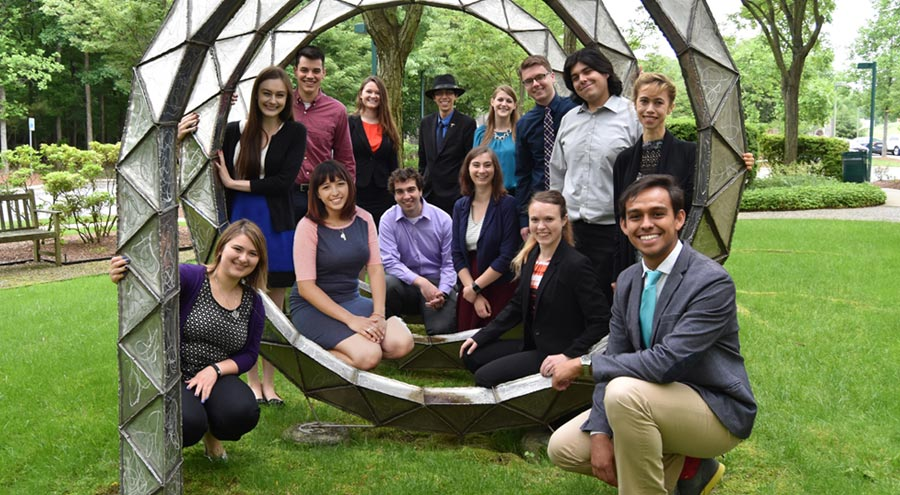2017 Society of Physics Students Interns