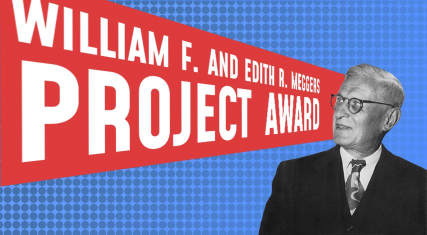 Meggers Award 2019