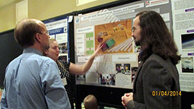 SPS poster session