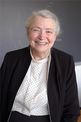 Millie S. Dresselhaus; courtesy of MIT.