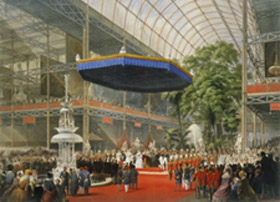 The Great Exhibition in 1851