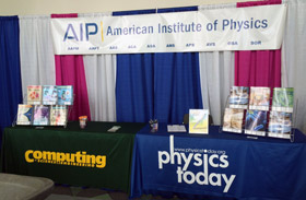 PT/CiSE booth