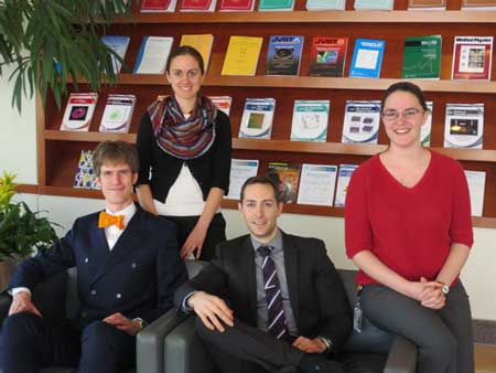 AIP Science Policy Fellows
