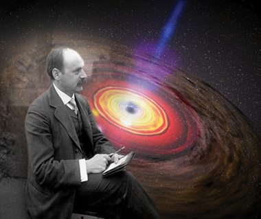Aip Launches Centennial Exhibit On The Theory Of General Relativity